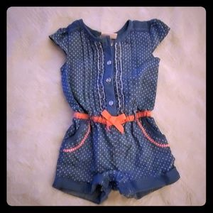 Little Lass Baby jumpsuit